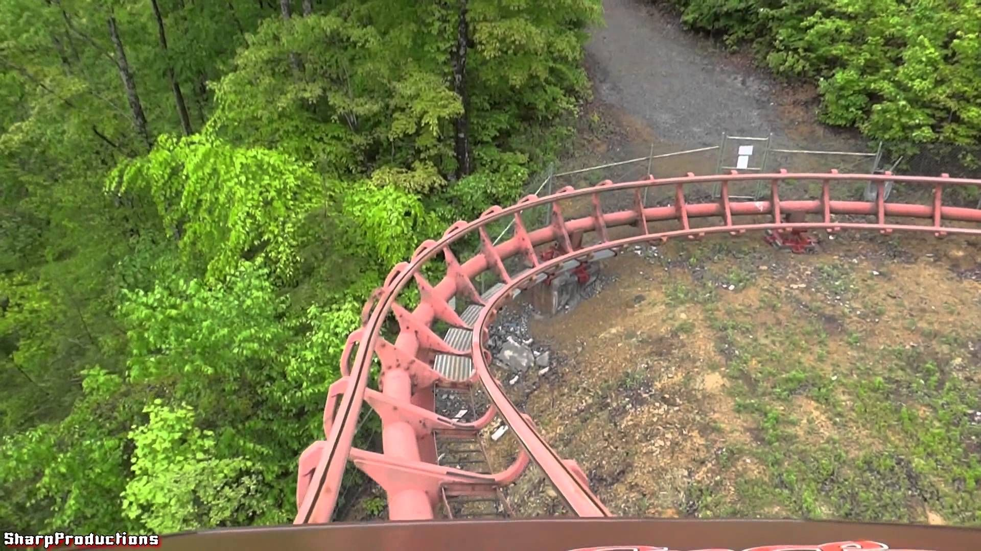 Tennessee Tornado (On-Ride) Dollywood