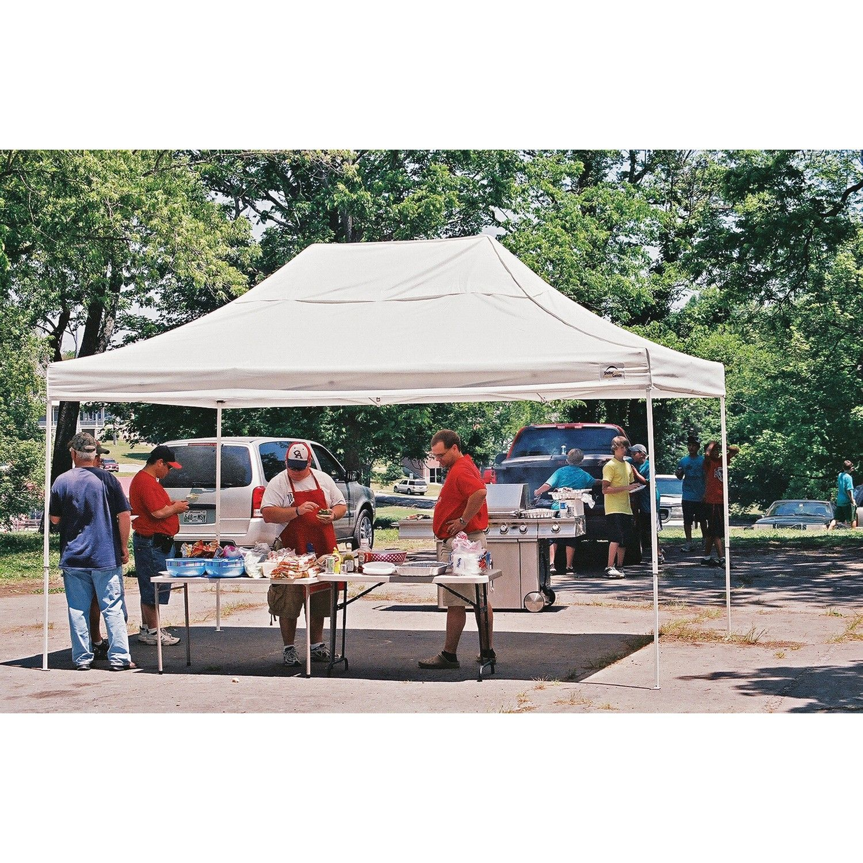 ShelterLogic 10 x 15 White Pop Up Canopy Tent with Truss Ceiling - Pro Series - 22599  sc 1 st  Pinterest & ShelterLogic Pro Series 10u0027 x 15u0027 Canopy | Outside at the Farm ...