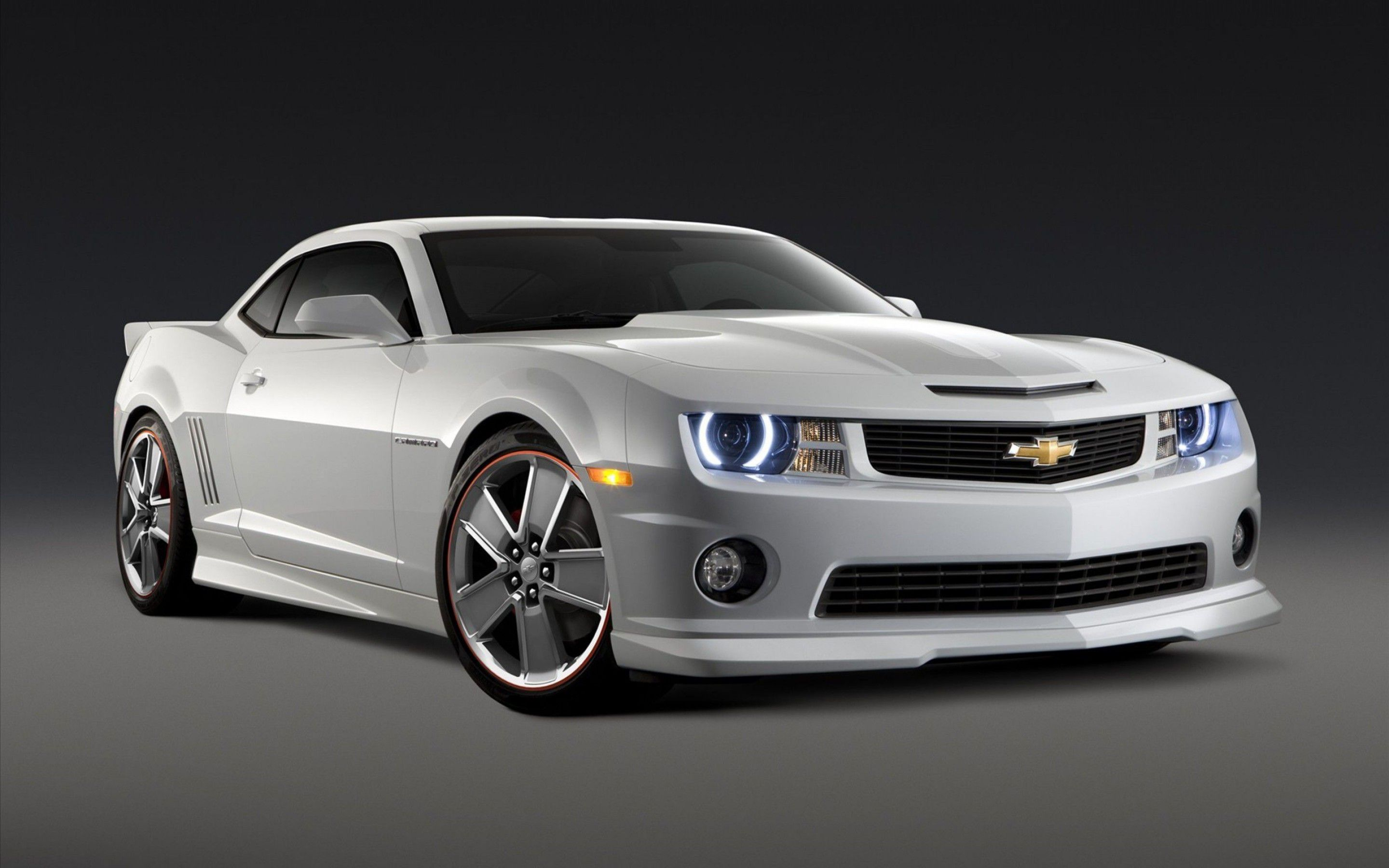 White Chevrolet Camaro Sport Car Wallpaper High Quality For Desktop Mobile  #482009283 Wallpaper