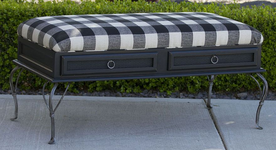 Coffee table to upholstered bench upholstered bench