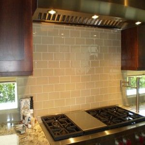 Kitchen Backsplash Subway Tilelove This Color Would Tie In Nicely - Bone colored subway tile