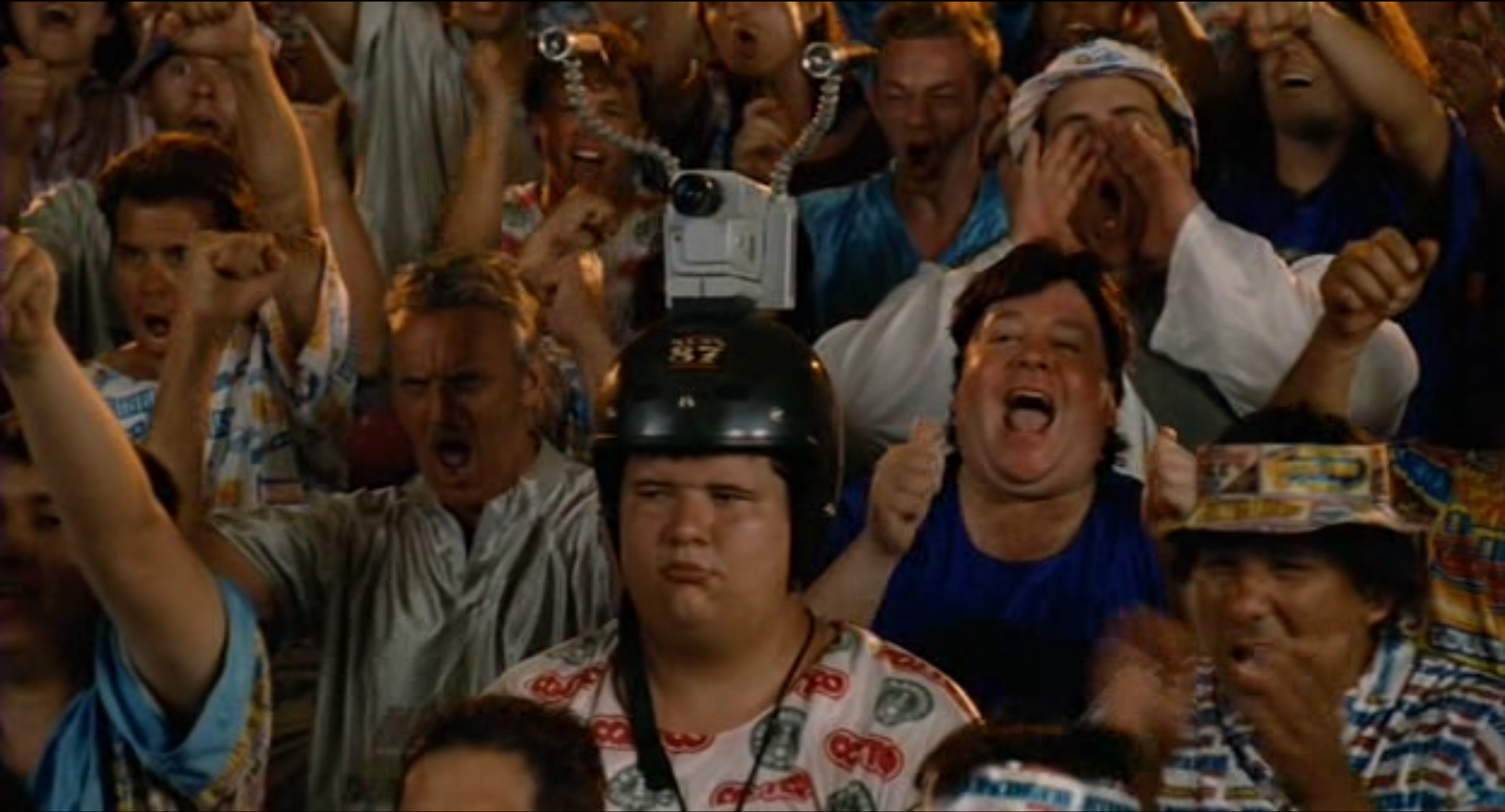 Idiocracy Characters Stunning crowd in a law court - idiocracy | feel so good | pinterest