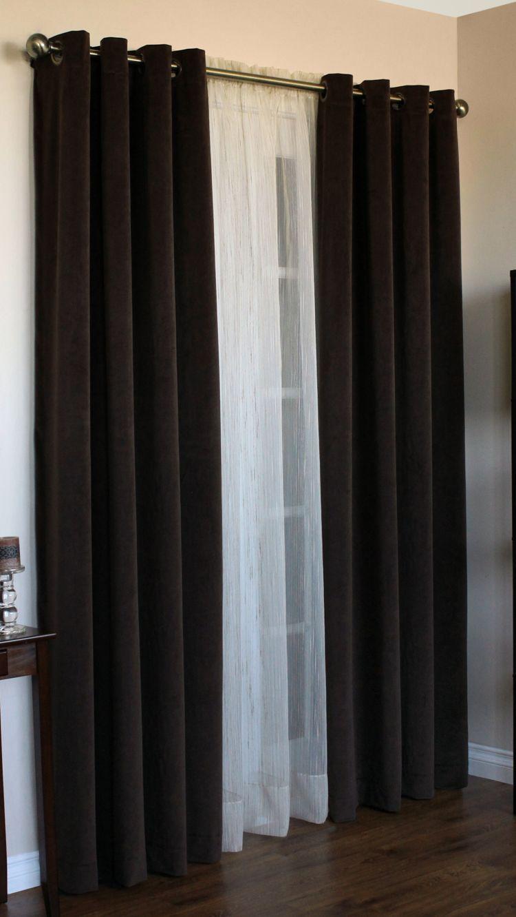 Angel 50 W X 84 L Grommet Panel Grommet Top Curtains Curtains