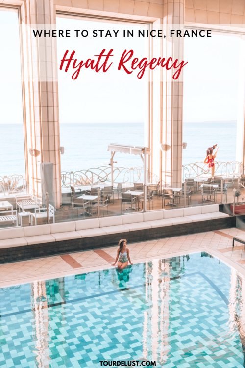Where To Stay In Nice France Hyatt Regency Nice France Hotels