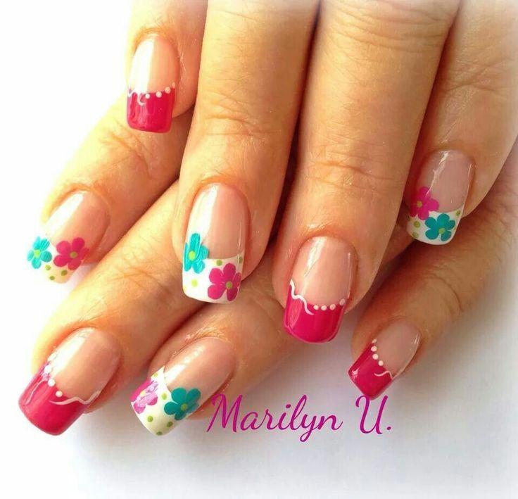 diseños de fantasia para uñas - Buscar con Google | diseño en uñas ...