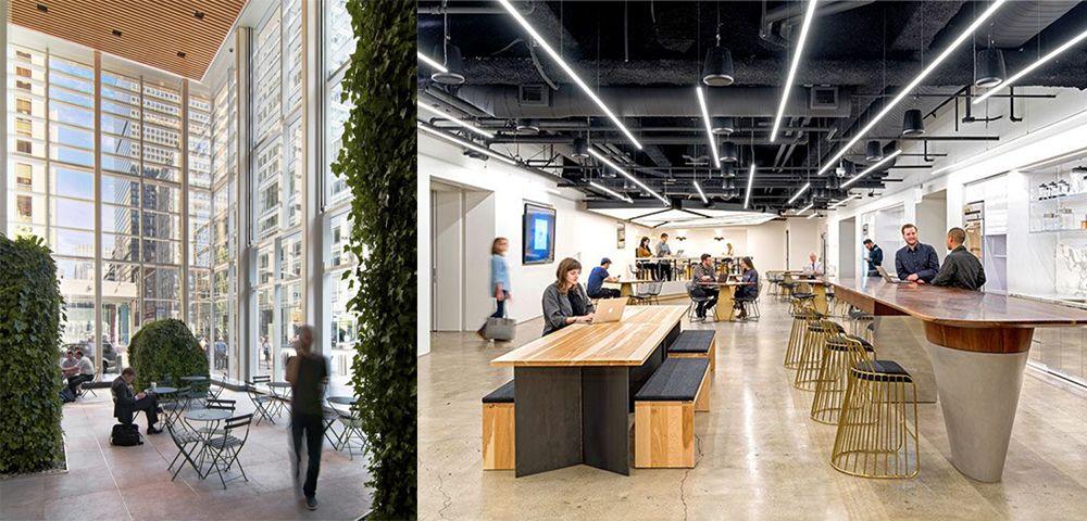 Office trends 2018 office design ideas modern office decor for Office design trends