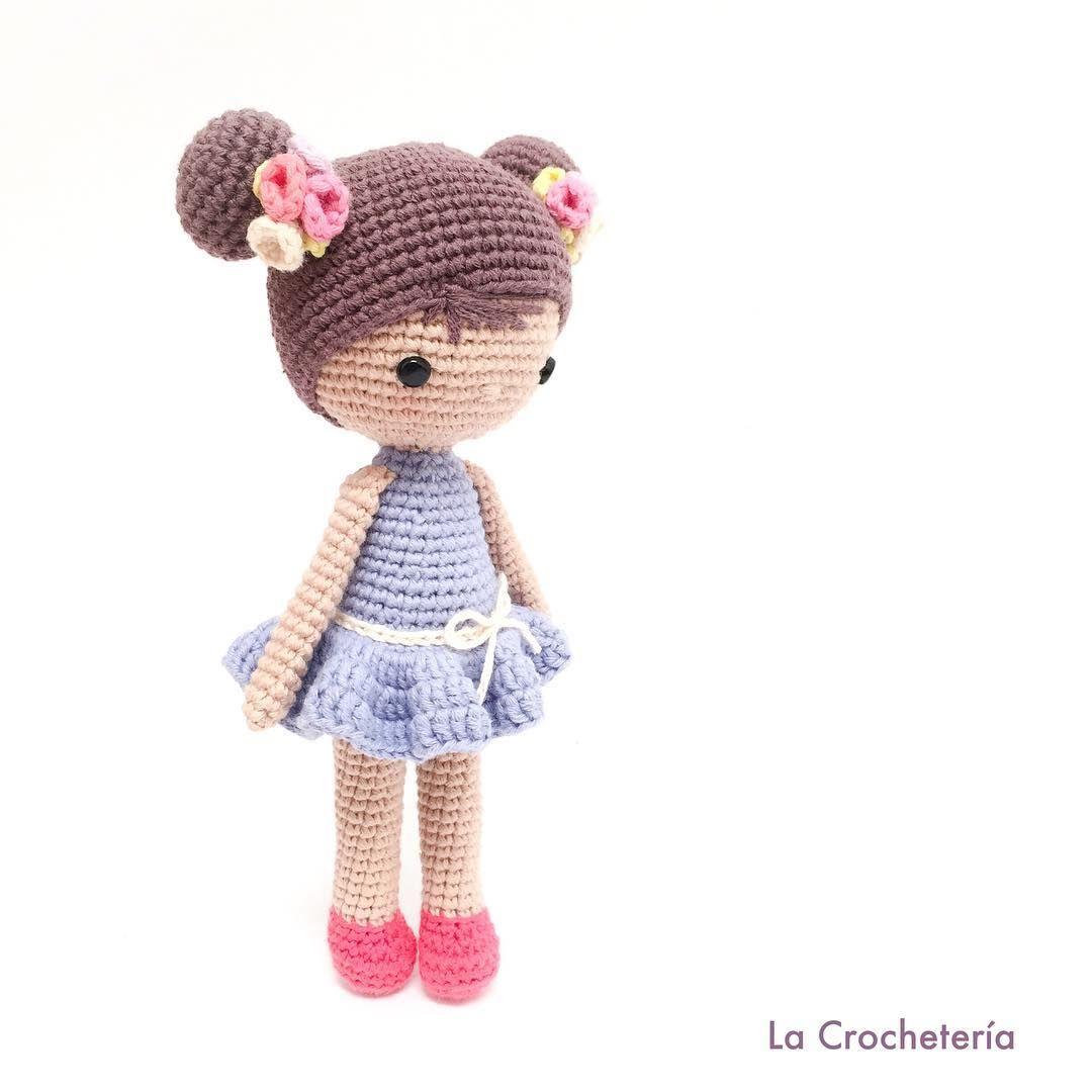 Boneca amigurumi | Boneca amigurumi, Bonecas, Padrões de boneca | 1080x1080