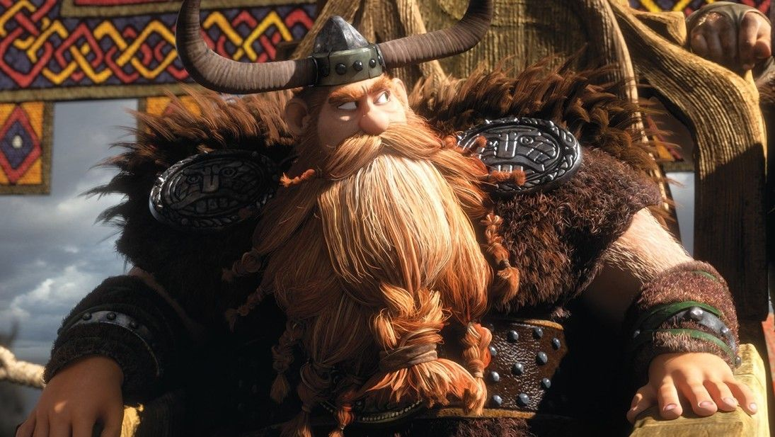Stoick | Viking Guide | How To Train Your Dragon
