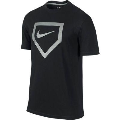 nike baseball logo drifit cotton tshirt baseball
