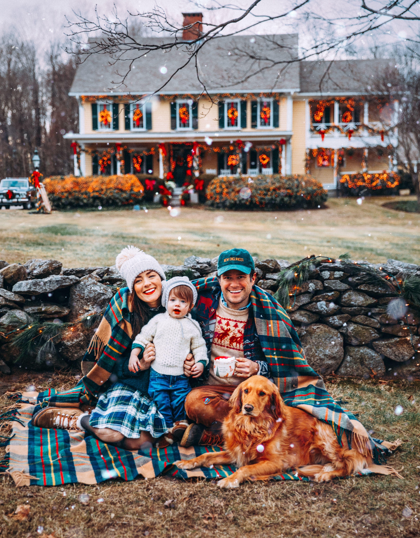 The New England House Tartan - Classy Girls Wear P
