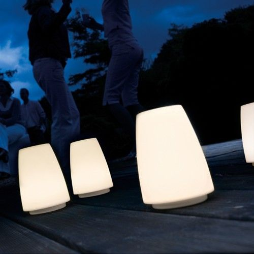 In use outdoors | Light table, Lighting, Patio lighting on Myliving Outdoors id=42054