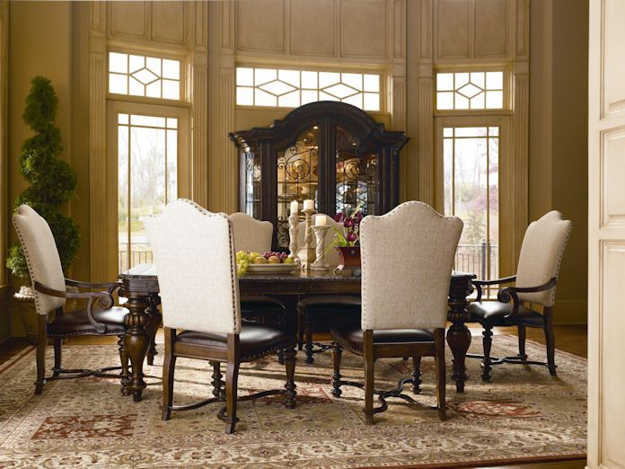 Universal Furniture Dining Room Bolero Table 016653 At Hickory Mart And Nationwide In NC