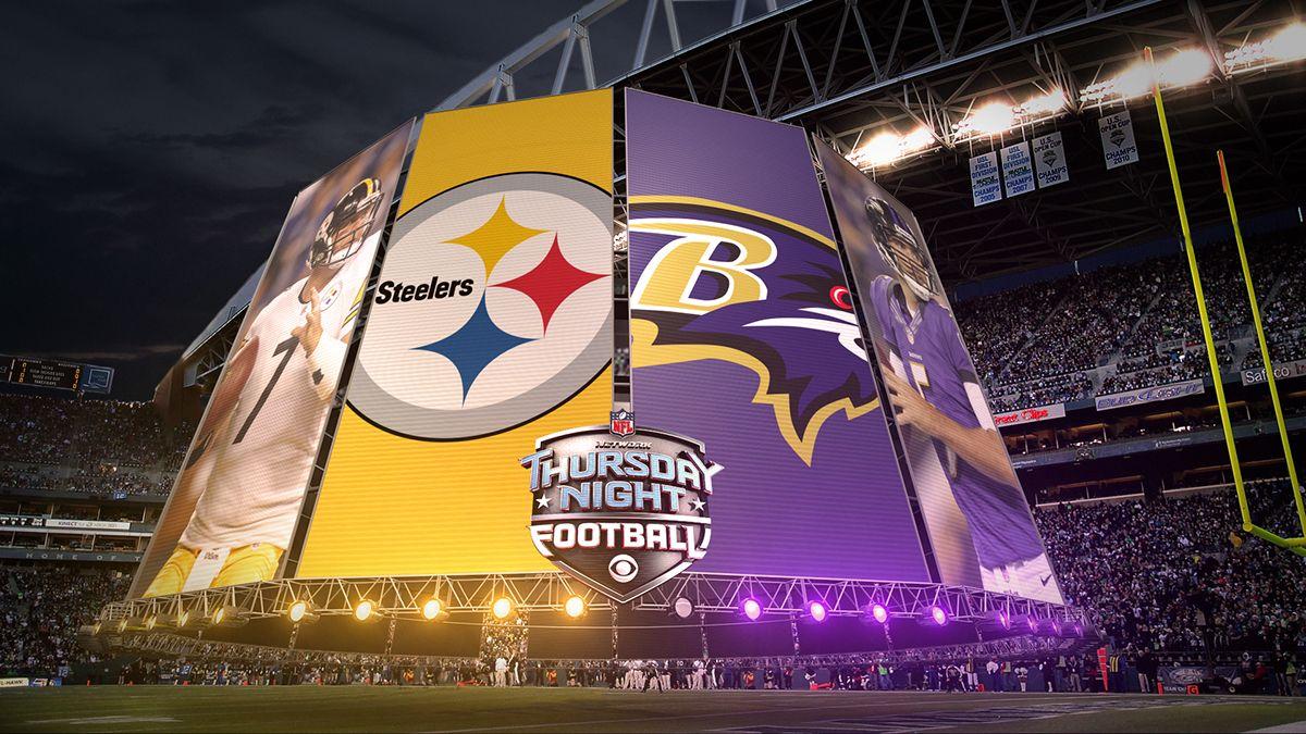 Thursday Night Football On Behance Thursday Night Football Thursday Night Football