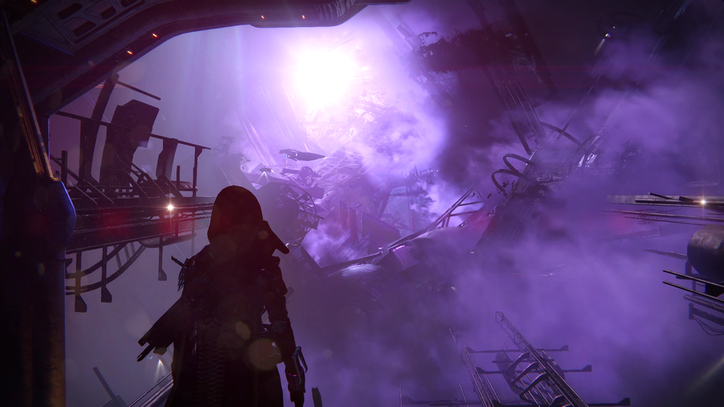 Destiny, Side Episode VII: Queen of the Reef