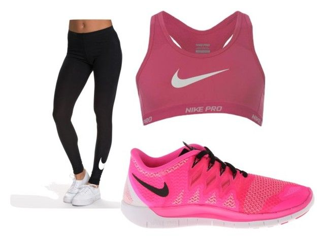 """Untitled #8"" by smithe29 on Polyvore featuring NIKE"