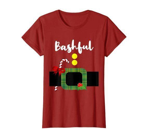 Amazon.com: Bashful Dwarf Elf Gnome Christmas Matching Pajama Costume T-Shirt: Clothing  #christmas #gift #family #pajama #matching #dwarf #elf #gnome  #Happy #Dopey #Sneezy #Grumpy #Doc #Sleepy #Bashful  #costume #shirt #design #product #gnomecostume Amazon.com: Bashful Dwarf Elf Gnome Christmas Matching Pajama Costume T-Shirt: Clothing  #christmas #gift #family #pajama #matching #dwarf #elf #gnome  #Happy #Dopey #Sneezy #Grumpy #Doc #Sleepy #Bashful  #costume #shirt #design #product #gnomecostume