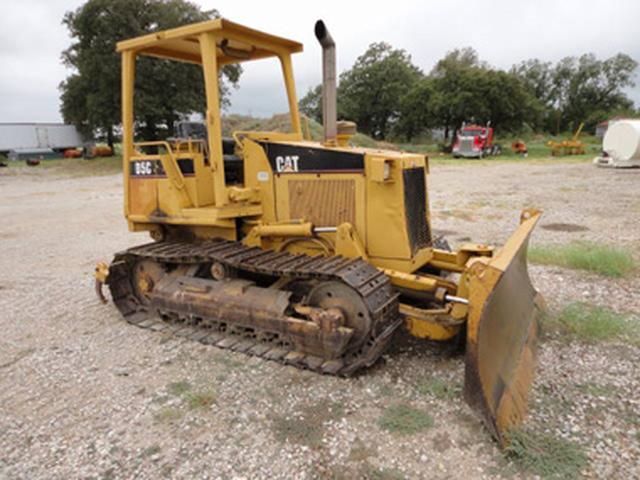 CAT D5C Crawler Tractor used | Quotes | Crawler tractor