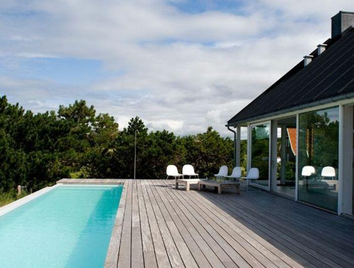 ▷ 1001+idées d\u0027aménagement d\u0027un entourage de piscine - amenagement bord de piscine