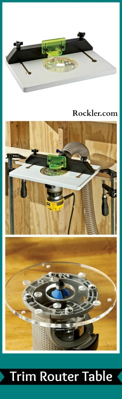 Rockler trim router table trim router router table and woodworking router table plans greentooth Image collections