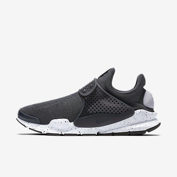 e84e59102a19 Nike Sock Dart Mens Running Shoes Wolf Grey White Pink Blast 819686 003   Nike  RunningCrossTraining