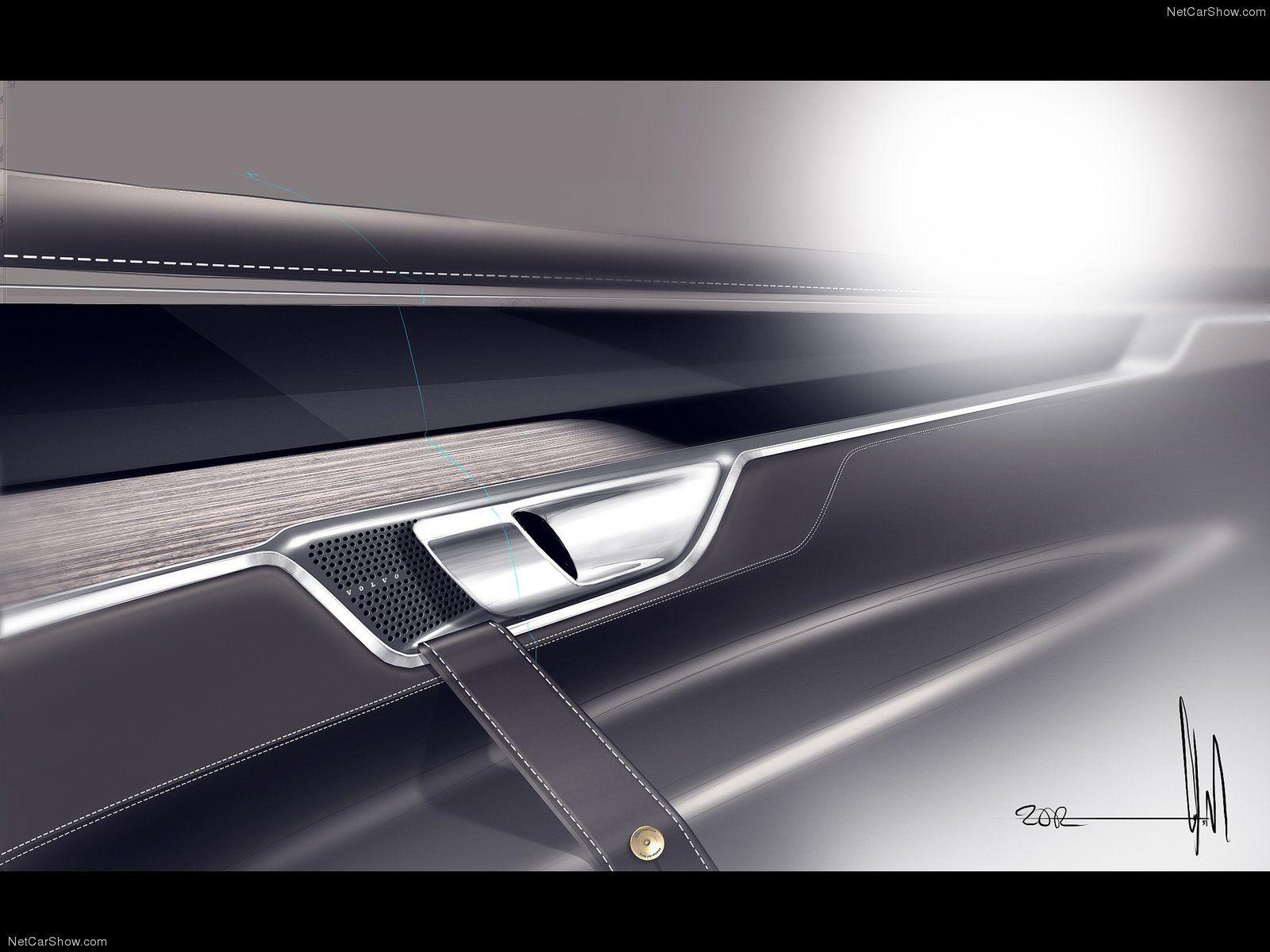 inside car door handle. Interior Car Door Handles. #volvo #coupe #sleeky #simple #effective # Inside Handle