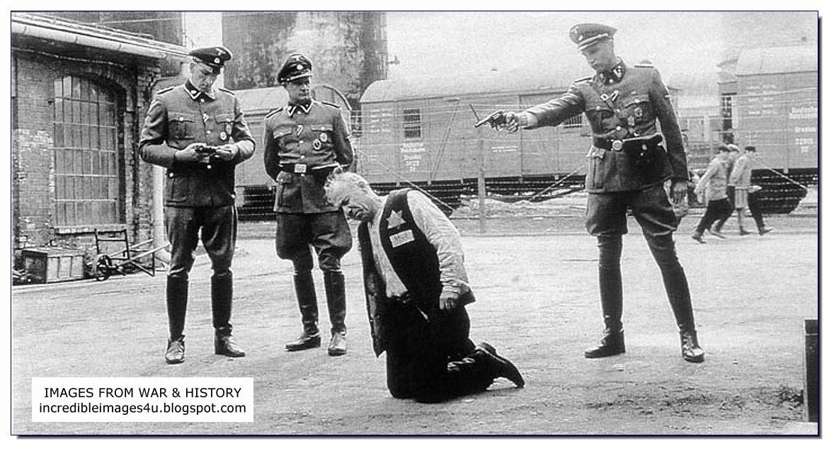 Image result for NAZI extrajudicial killing JEWS