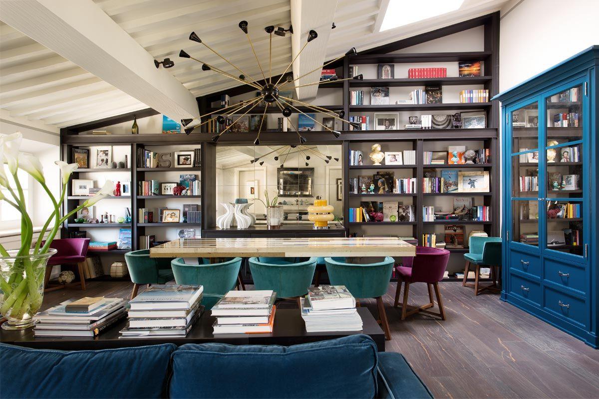 Luigi Fragola Architects Is An Italian Interior Designer Based In