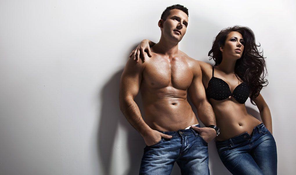 Female la stripper