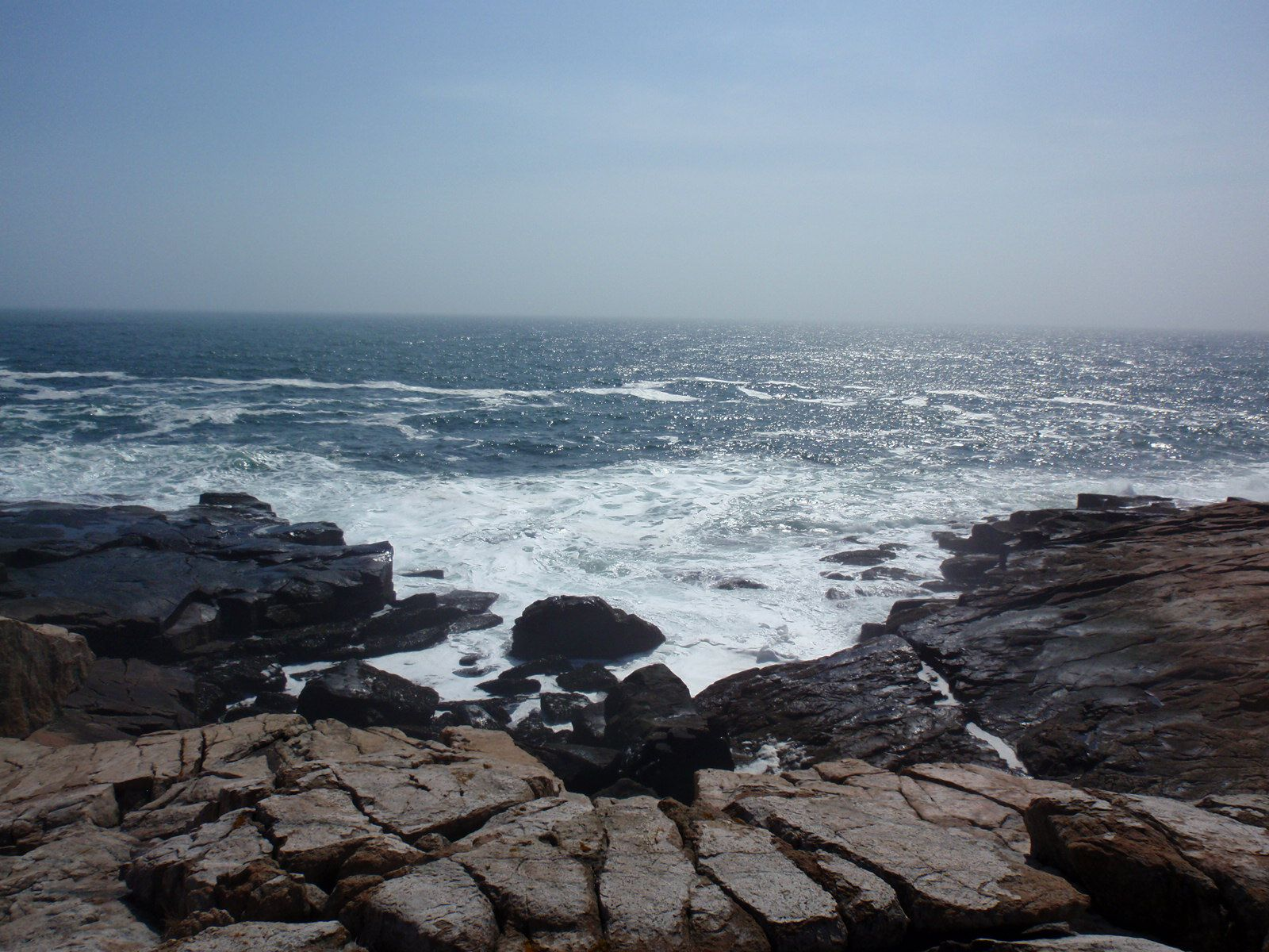 Schoodic Point- Acadia National Park...one of the  most beautiful spots in Maine.