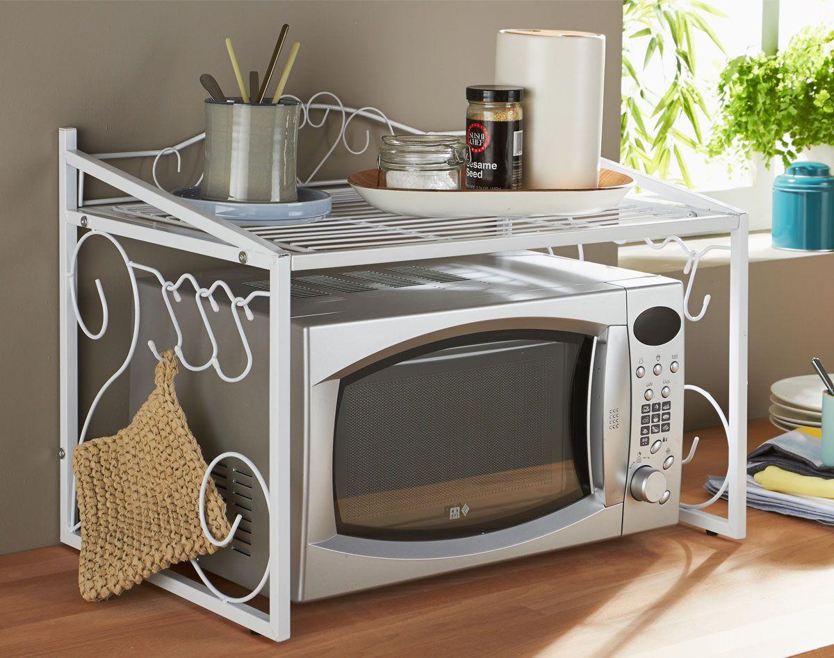Etagere Dessus Micro Onde etagère micro-ondes | cocina organizada, cosas de cocina