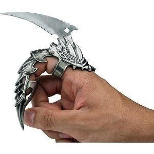 Golden dragon claw finger weapons why are steroid shots bad for you