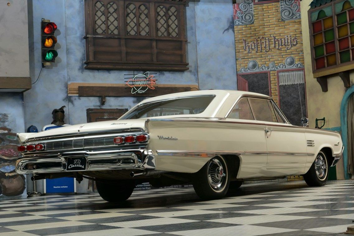 1964 mercury marauder coupe for sale