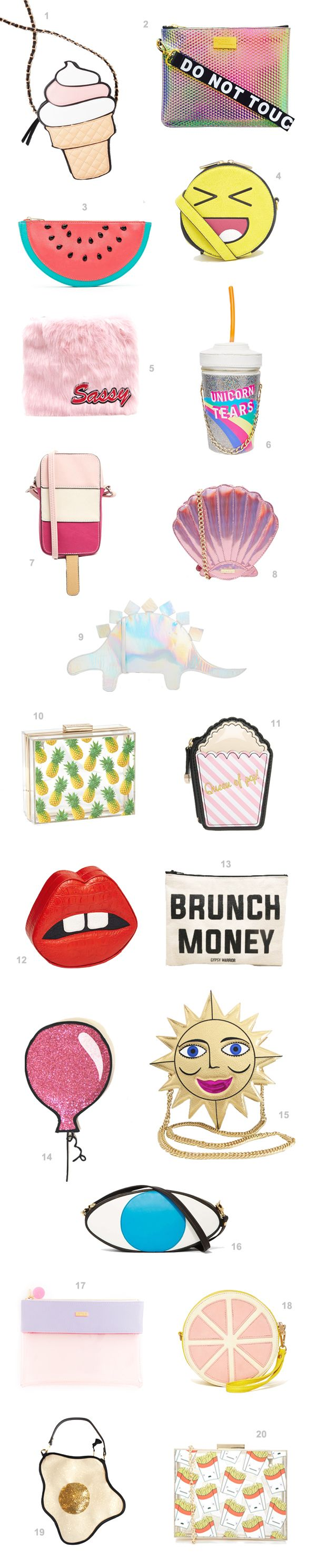 Cant Clutch This: 20 Quirky Clutches You Gotta Have