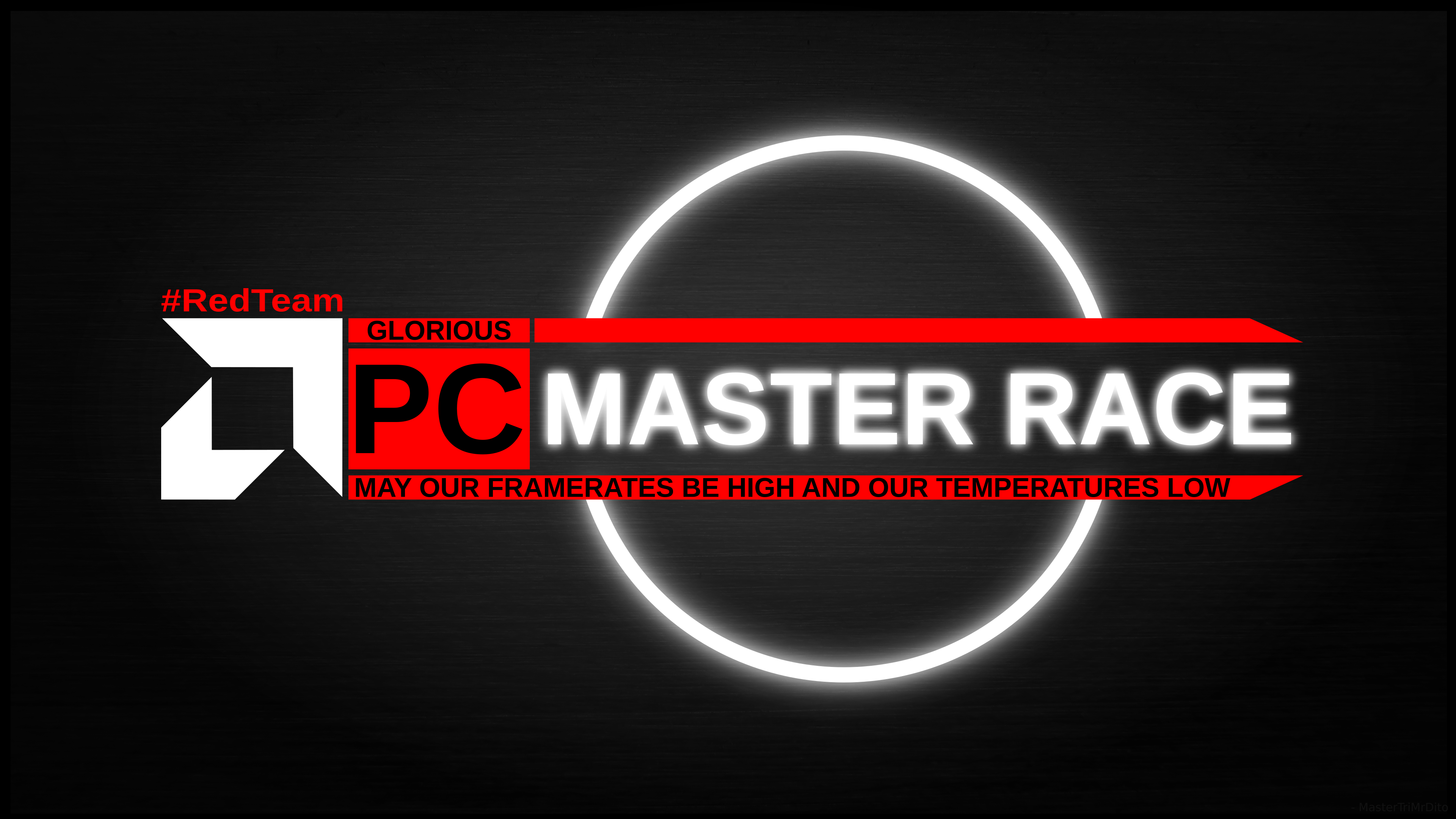 Pc Master Race Wallpapers Album On Imgur Racing Wallpaper Red Team