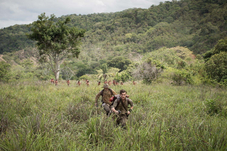 The Lost City Of Z Charlie Hunnam And Tom Holland Image 3 19 Ciudad Perdida Peliculas Viejitos
