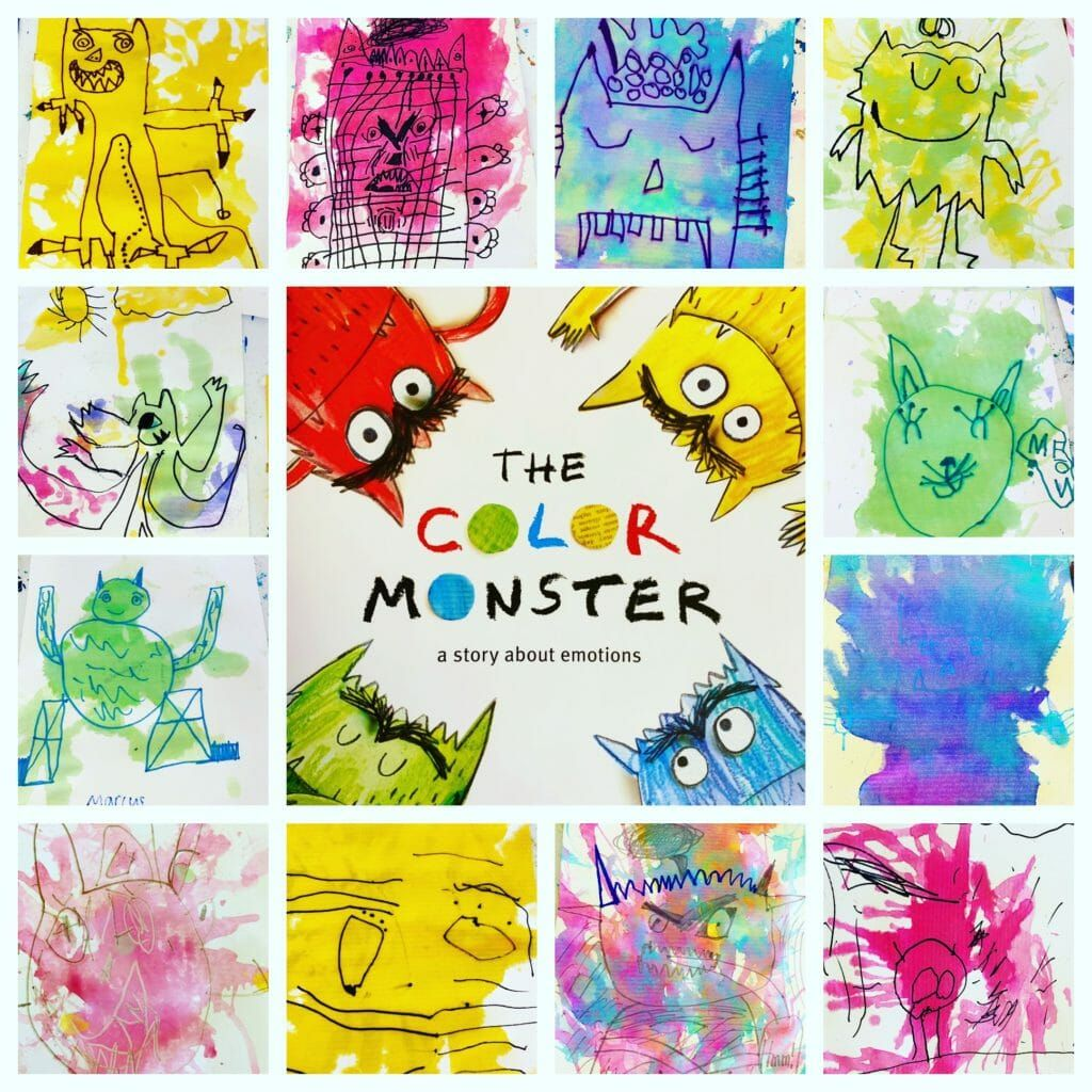 Identifying Emotions With Color Monsters