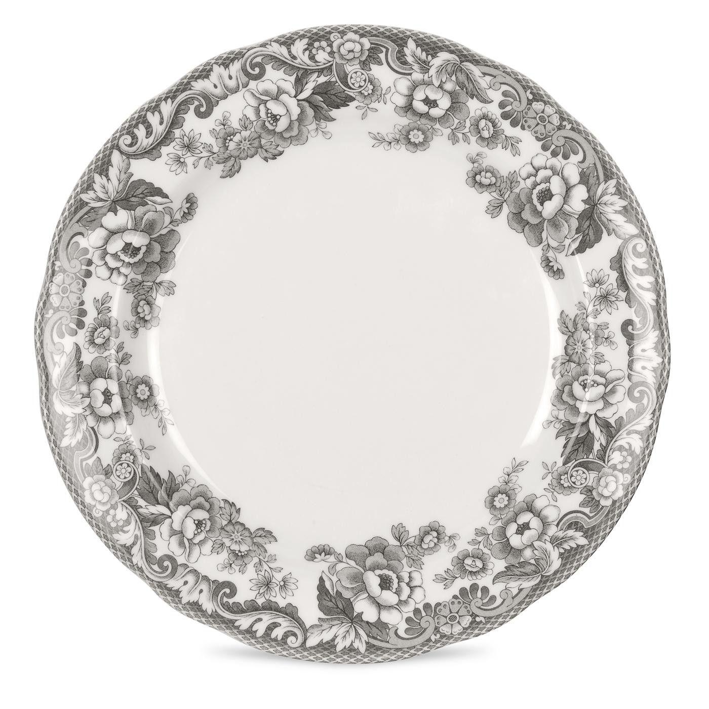 Spode Delamere Rural 10.5 Inch Plate Set of 4 | Dinner ...