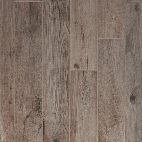 soft greige wood plank porcelain tile - Soft Tile Flooring Kitchen