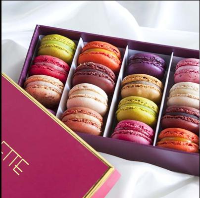 the best macarons ever.. carette paris http://www.carette-paris.com