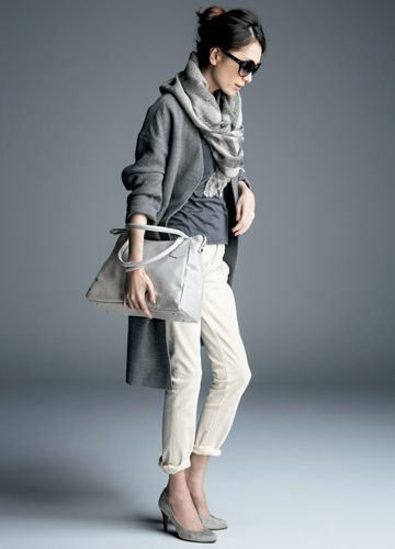 2015 Casual Style Collection 「秋の大人カジュアル」お手本
