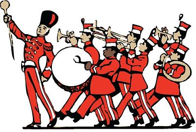 Arcadia Broiler Dairy Days Clip Art Library Drums Cartoon Clip Art Library Marching Band