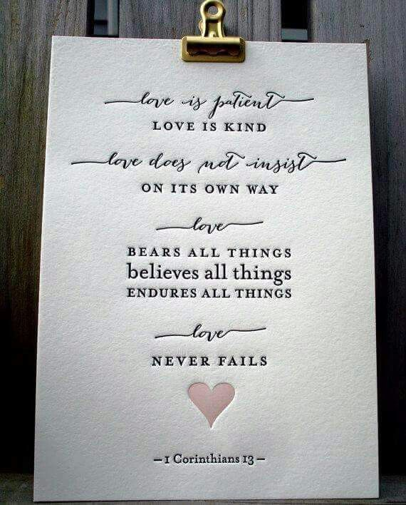 Bookmark with quote from wedding ceremony | Me | Pinterest ...