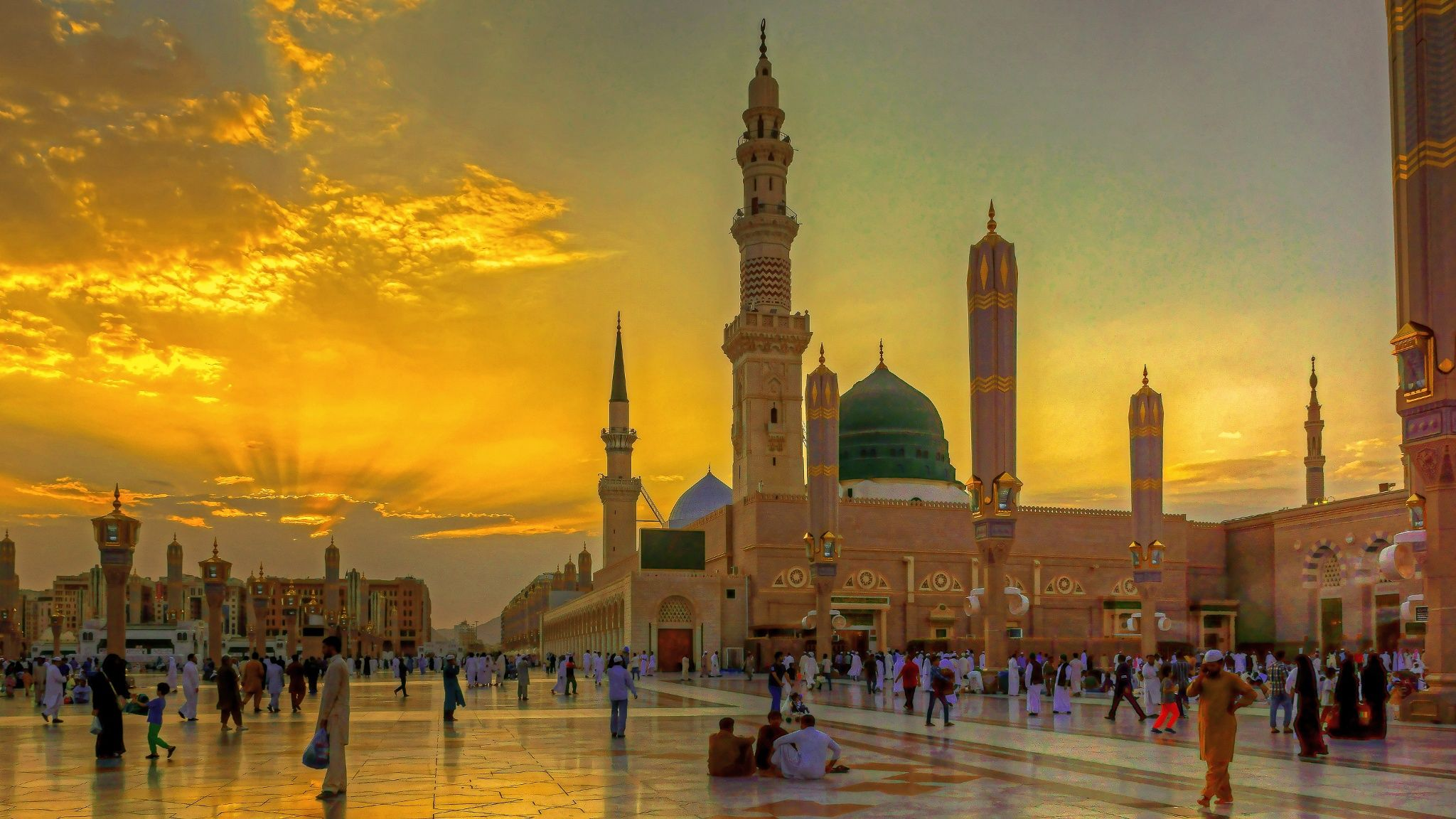 المسجد النبوي By Mohammed Abdo 500px Beautiful Nature Scenes Medina Mosque Islamic Pictures