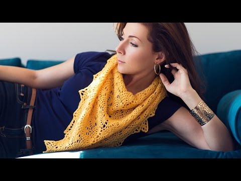 (63) How To Block Your Knitted and Crocheted Projects - YouTube #shawlcrochetpattern
