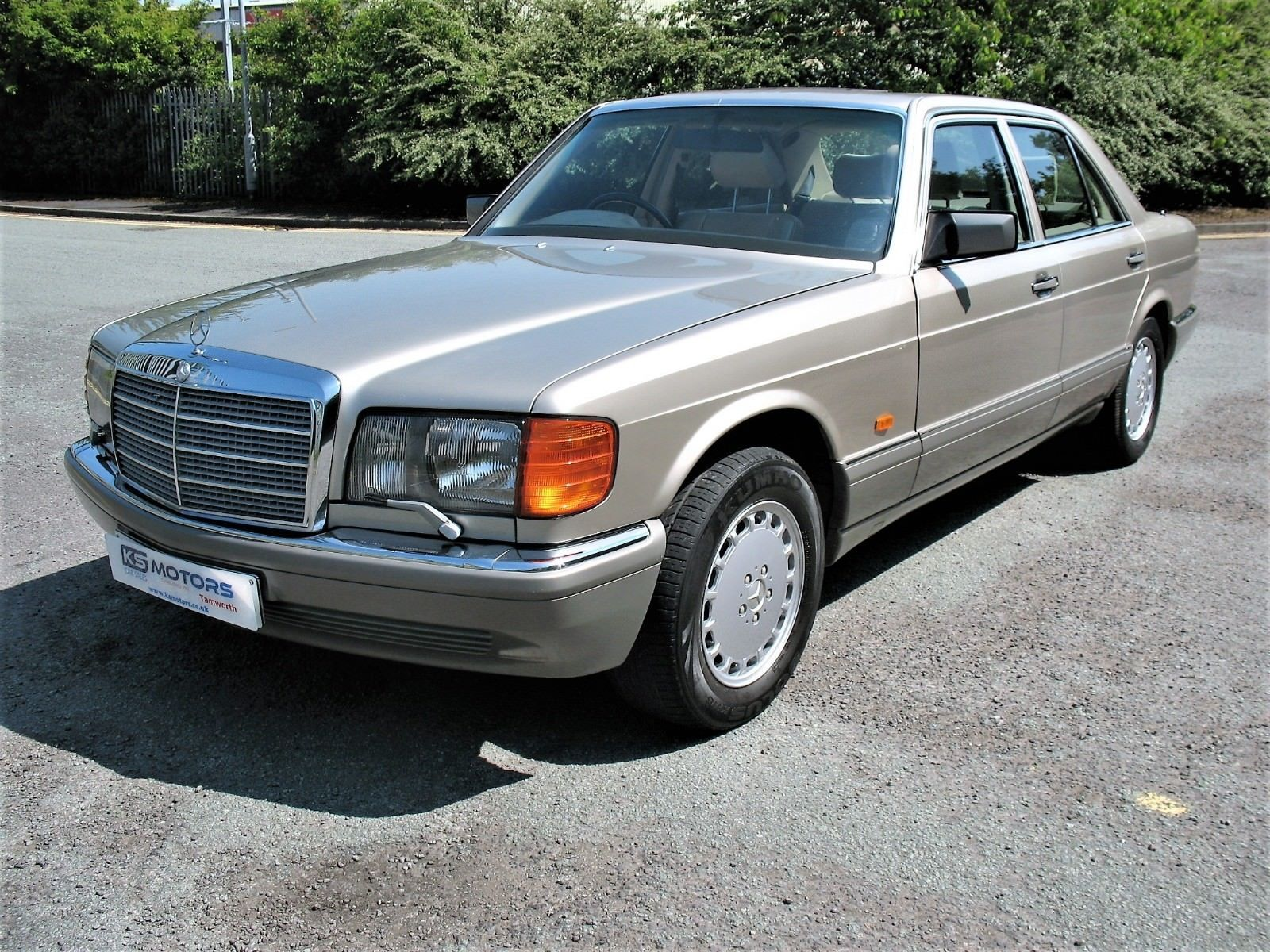 Ebay Mercedes Benz 500se W126 1991 H Registration Two Tone Smoke Silver 99k Miles Classiccars Ca Mercedes Benz Mercedes Benz World Mercedes Benz Classic