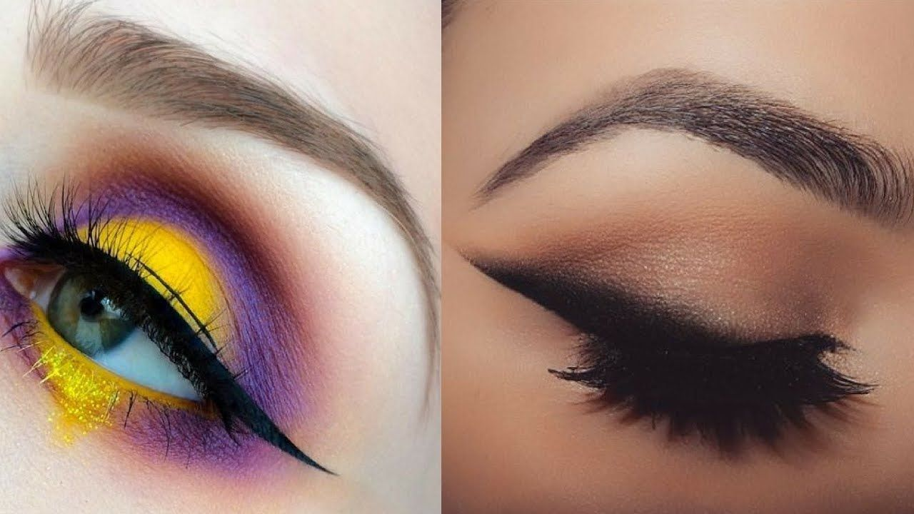 Easy And Beautiful Eye Makeup Tutorial Compilation Videos 1 Eye