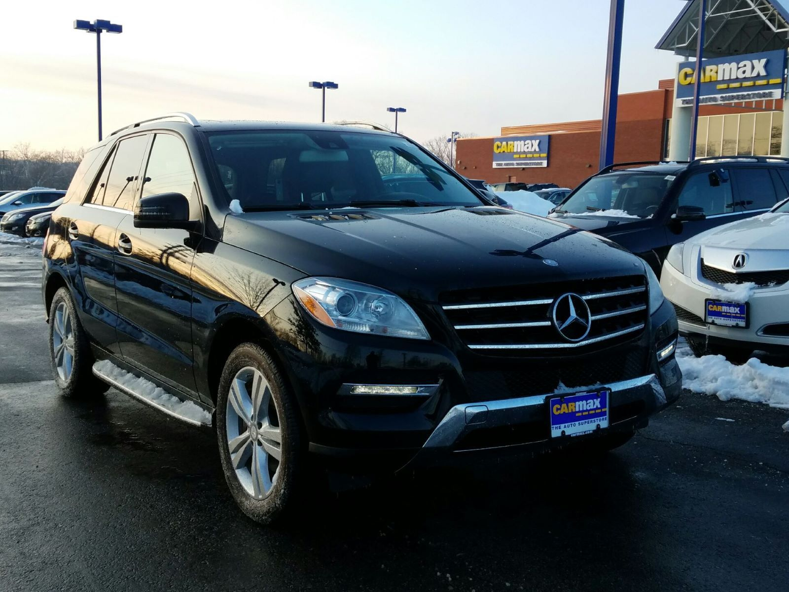 Used 2014 Mercedes Benz Ml350 In Columbus Ohio Carmax Mercedes Benz Ml350 Mercedes Benz Benz