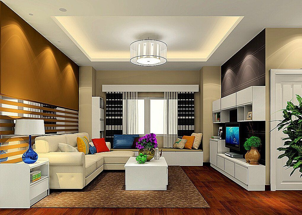 28 Small Living Room Lighting Ideas in 2020 | Modern ...