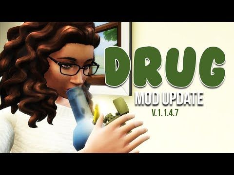 Basemental Drug Mod Update Edibles Arrests And More The Sims 4 Mods Youtube Sims 4 Body Mods Sims Sims 4 Traits