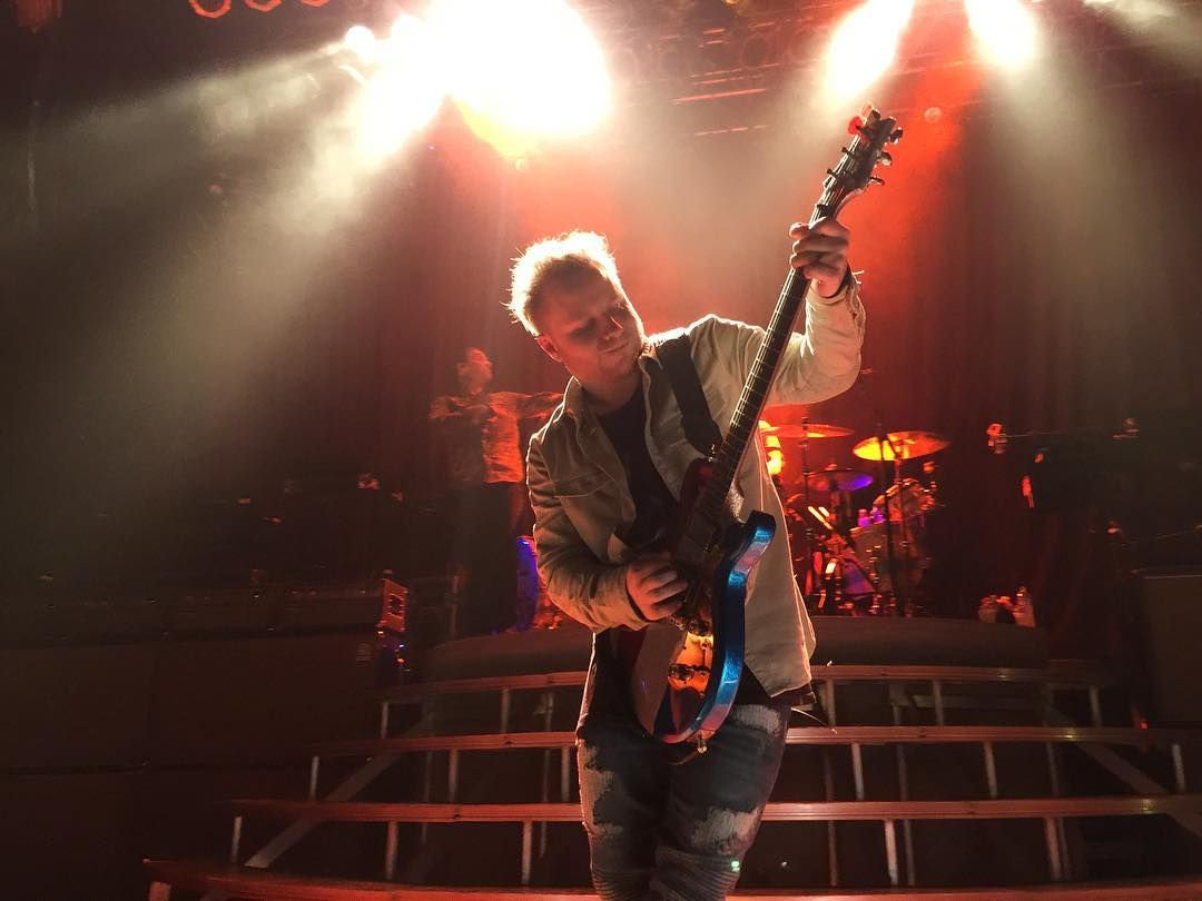 #ZachMyers in San Diego CA at The House of Blues #Shinedown   via Instagram http://ift.tt/2oWc2eF  Shinedown Zach Myers